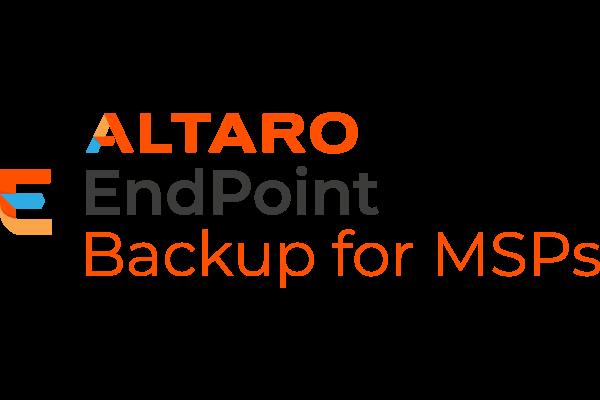 Altaro Endpoint Backup für MSP
