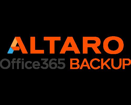 Altaro Office 365 Backup für Endkunden